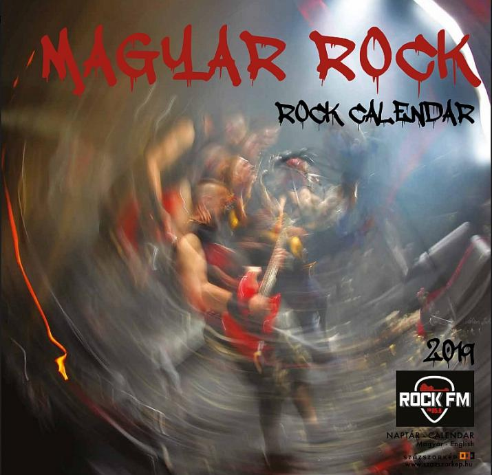 2019 - Rocknaptár